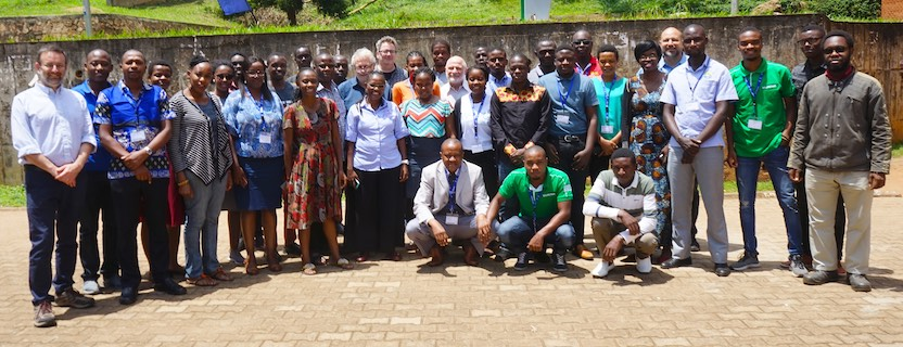 Feb: ICTP-NSRC workshop on LPWAN Solutions for the Internet of Things, Makerere University, Kampala, Uganda
