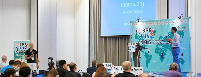 May: BKNIX Peering Forum - ThaiNOG, Bangkok, Thailand