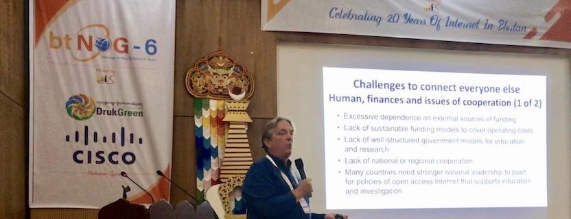 May: BKNIX-ThaiNOG Conference, Bangkok, Thailand