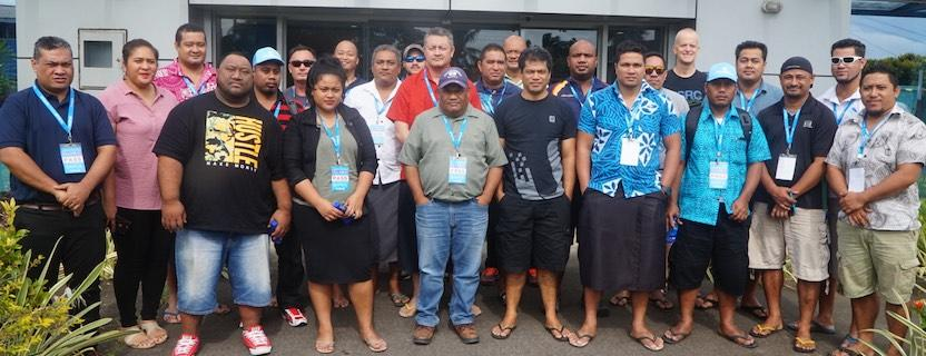 Jun: PacNOG24 Campus Network Design and Operations Workshop, Apia, Samoa