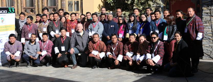 Jan: SANOG Campus Network Design Workshop, Thimphu, Bhutan