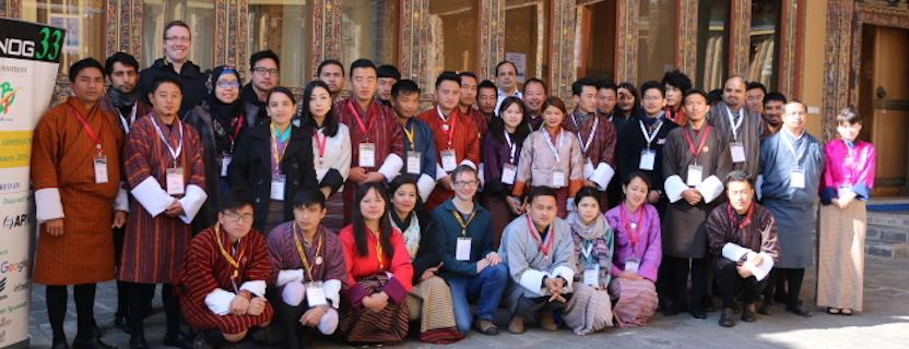 Jan: SANOG System Admin Workshop, Thimphu, Bhutan